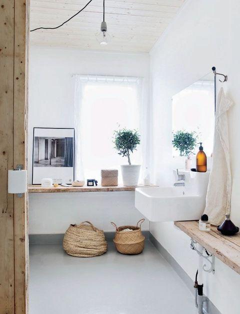 salle-de-bain-hygge-arbre